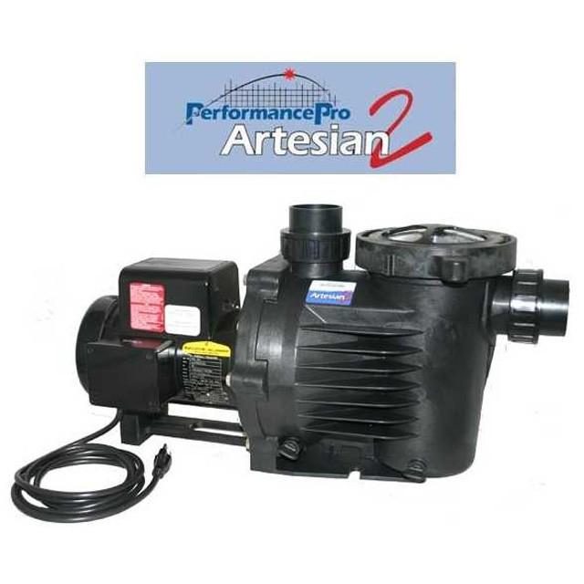 High effeciency performancepro artesian2 performancepro for Install external pond pump